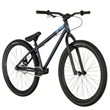 Option Hardtail Dirt Jumper-26-Inch Wheel (Blue, 13-Inch/Medium)