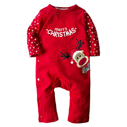 Baby Boys' 1 Piece Christmas