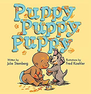 Book Cover: Puppy, Puppy, Puppy