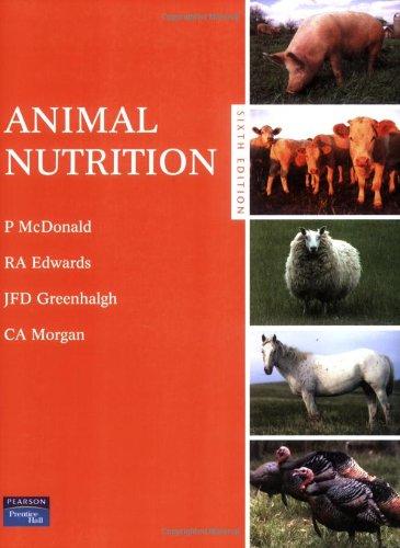Natural Animal Nutrition