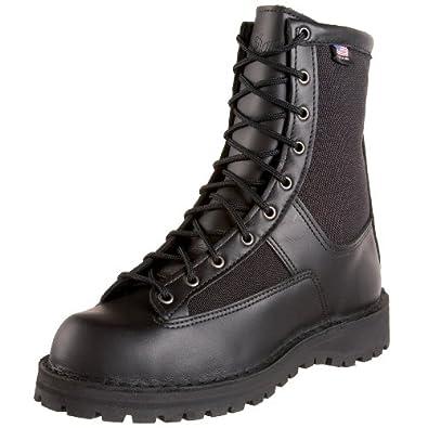 Danner Men's Acadia 400 Gram Uniform Boot,Black,6 EE US