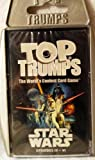 Top Trumps the World's Coolest Card Game Star Wars Episodes IV-VI