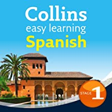 Spanish Easy Learning Audio Course Level 1: Learn to Speak Spanish the Easy Way with Collins  by Carmen García Del Río, Rosi McNab Narrated by  Collins