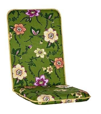 Polsterauflage Sitzauflage Gartenstuhlauflage Modell 330 von Adlatus auf Gartenmöbel von Du und Dein Garten