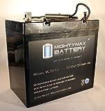 12V 55Ah Solar Uninterruptible Power Supply Industrial SLA Battery