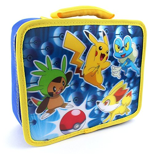 Nintendo Pokemon Soft Lunch Box