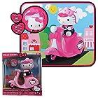 Jada Toys Hello Kitty Push Along Scooter