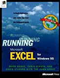 img - for Running Microsoft Excel F/Windows 95 book / textbook / text book