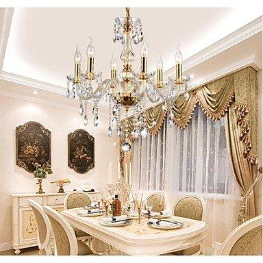 Kronleuchter   kristall/led   traditionell klassisch   wohnzimmer ...