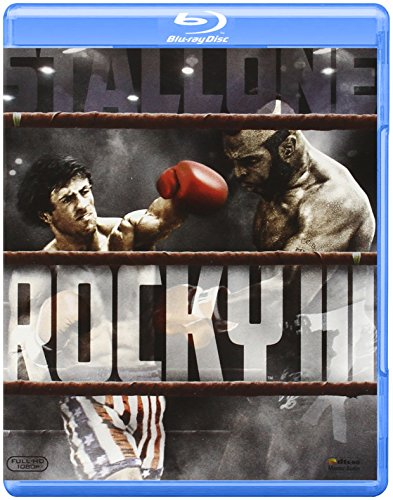 Rocky III [Blu-ray] [IT Import]