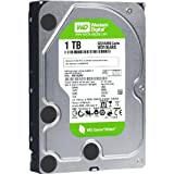 Western Digital Caviar Green 1 TB SATA III Intellipower 64 MB Cache Bulk/OEM 3.5-Inch Internal Bare Drive Desktop Hard Drive – WD10EARX