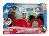 Fisher-Price Mickey Mouse Camp Playset