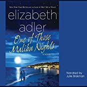 One of Those Malibu Nights | Elizabeth Adler