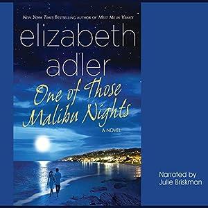 One of Those Malibu Nights Audiobook