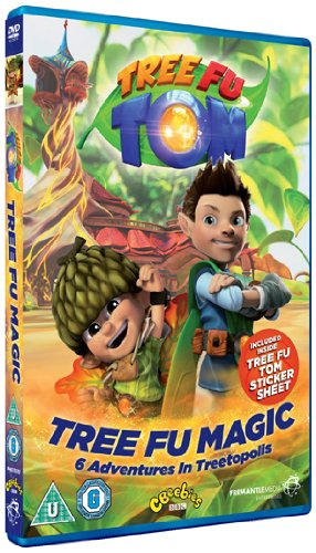 Tree Fu Tom: Tree Fu Magic!