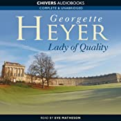 Lady of Quality | [Georgette Heyer]