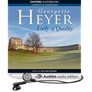 Lady of Quality (Unabridged)