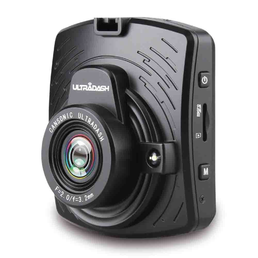 Cansonic Car Video Recorder ULTRADash 210 DashCam Black