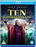 The Ten Commandments [Blu-ray] [1956] [Region Free]