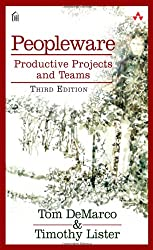 Peopleware: Producte Projects and Teams