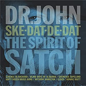 Ske-Dat-De-Dat: The Spirit of Satch from Concord