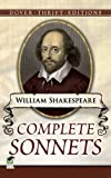 Complete Sonnets (0486266869) by Shakespeare, William