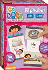 Dora the Explorer Flash Cards: Alphabet