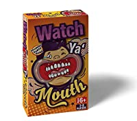 Watch Ya' Mouth Family Edition - The Authentic, Hilarious, Mouthguard Party Game from Watch Ya' Mouth