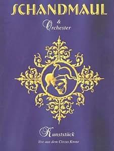 Schandmaul & Orchester - Kunststück: Live aus dem Circus Krone (Limited Edition + Audio-CD) [2 DVDs]