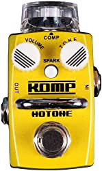 Hotone KOMP (Opto Compressor) Skyline Series Stompbox from HOTONE