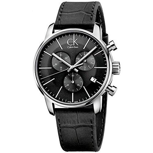 Men'S Calvin Klein Ck City Chronograph Dress Watch K2G271C3