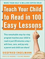 Teach Your Child to Read in 100 Easy Lessons by Engelmann, Siegfried, Haddox, Phyllis, Bruner, Elaine (1st (first) Edition) [Paperback(1986)]