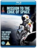Red Bull - Mission To The Edge Of Space Felix Baumgartner [BLU-RAY DVD] OFFICIAL UK VERSION