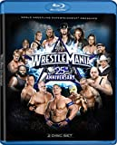 Wwe: Wrestlemania 25th Anniversary [Blu-ray] [2009] [US Import]