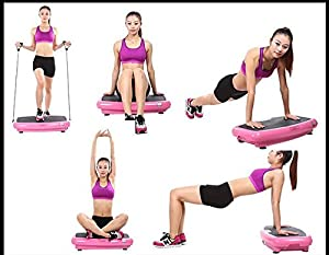 RoboTouch- Full Body Exercise Vibration Plate - Body Shaper