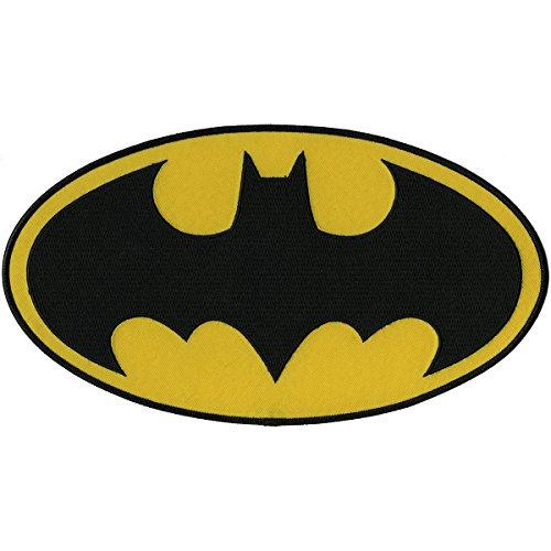 Application DC Comics Batman Logo Back Patch