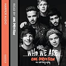 One Direction: Who We Are: Our Official Autobiography (       ABRIDGED) by One Direction Narrated by One Direction