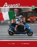 img - for Avanti!: Beginning Italian, 2nd Edition book / textbook / text book