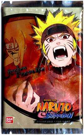 Naruto Shippuden Card Game Emerging Alliance Blister Box 15 Booster Packs