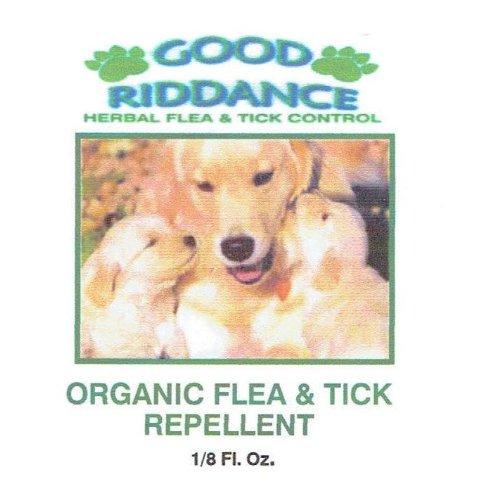 Organic Flea & Tick Repellent