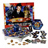 Doctor Who Time Travelling Board Game