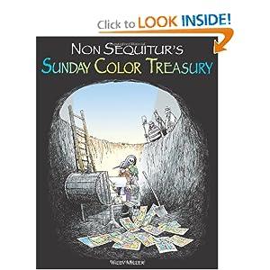 Non Sequitur's Sunday Color Treasury (Non Sequitur Books) Wiley Miller