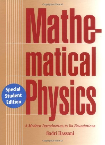 Mathematical Physics: A Modern Introduction to Its...
