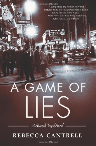 Image of A Game of Lies (Hannah Vogel)