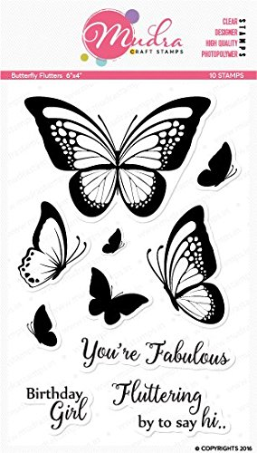 Image result for butterfly mudra craft stamps