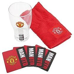 Manchester United F.C. Mini Bar Set