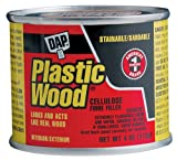 Dap 21404 Pine Wood Dough Filler, 1/4-Pound