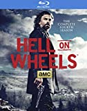 Hell on Wheels: Season 4 [Blu-ray]
