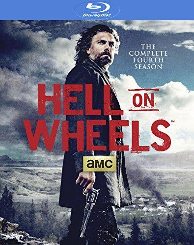 Hell on Wheels: Season 4 [Blu-ray] [Import]