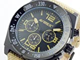 アビレックス AVIREX クロノグラフ 腕時計 AX-021M-4